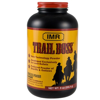 Reduced 308 Winchester loads with TRAIL BOSS!